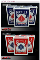 bicycle cards standard - Original Bicycle Poker price Red or Blue Bicycle Regular Playing Cards Rider Back amp Standard Sealed Decks Free