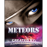 Wholesale Meteors blue by Juan Mayoral Fism Best Stage Effect Magic Trick professional production trick