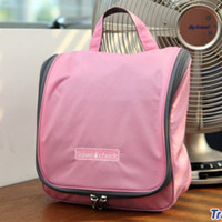 bags bay - Organizer Maleta De Maquiagem New Hot Toiletry Travel Wash Storage Bags Cosmetic Makeup Case Women Bay Hook Waterproof