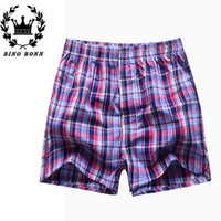 Cheap plaid shorts Best swimwear shorts