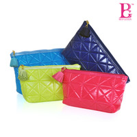 bg color - BG Best Goods sale promotion envelope bag vintage color block day clutch bag candy color women cosmetic small bags