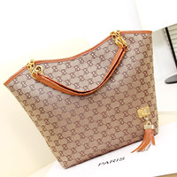 bag louis - IBAG new louis women shoulder bag famous designer brand Lady tote handbags louis organizer cosmetic hobo bags BH102X