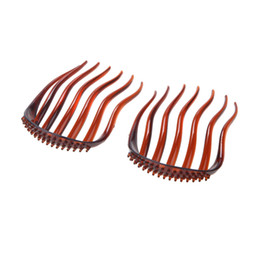 Wholesale Bump It Up Volume Inserts Hair Clip for Ponytail Bouffant Styles Hair Comb styling tools hair care styling curler