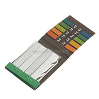 Wholesale Strips PH Range Alkaline PH Test Indicator Papers Lab Supplies hv3n