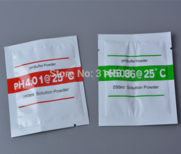 Wholesale sets PH Buffer Powder for PH Test Meter Measure Calibration Solution and Calibration Point