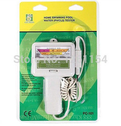 Wholesale PC Home Swimming Pool Water Acidity and Chloride Level Tester PH CL2