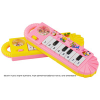 Wholesale Fashion FreeShipping Baby Infant Toddler Kids Musical Piano Developmental Toys Early Educational Game