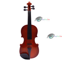 big musical instruments - BuyYouSee cheap Children Kids Beginners Instrument Adjust String Simulation Violin Musical Toy Big Promotion