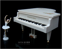 ballet dancing music - Dancing Ballet Girl music box piano with six world famous songs children early learning gift toy