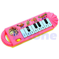 baby music activities - A25 hot selling newest Pc New Popular age Cute Baby Kids Piano Music Developmental Activities Toy