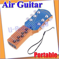 air free acoustic guitar - Gift idea Infrared Rhythm Inspire Music Air Guitar Pro Acoustic blue