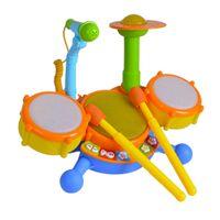 baby genius music - baby children s toys electronic drum drum kit tongue toys toys music educational instrument Music genius