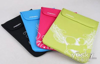 Wholesale 20pcs New inch Laptop Netbook Case Sleeve Bag For ipad2 dell sony apple