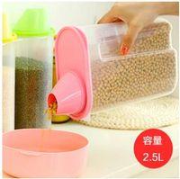 antibacterial foods - A cover sealing grain storage tank storage tank is easy to dump antibacterial L storage box