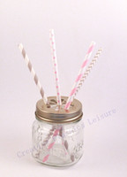 bamboo drinking straws - Gold Mason Jar Lids Daisy Flower Cut mason jars and straws are NOT included drinking Metal Jar Lids for Straws