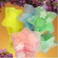 aromatherapy bath body - bathroom sets bathroom accessories soap flake Portable aromatherapy Rose leaf soap bath flake Z349