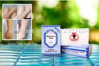 body soap bar - BARS GLUTA PURE SOAP SUPER WHITENING SKIN CARE GLUTATHIONE MIX G
