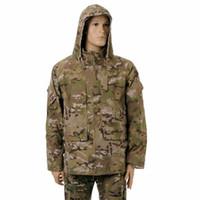 apecs jacket - NEW New2015 G8 USMC APECS waterproof charge clothing outdoor waterproof breathable windproof male jacket multicam