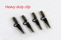 Wholesale Carp fishing terminal tackle fishing heavy duty lead clip for carp fishing accessories