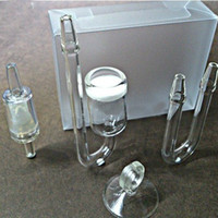 aquarium tubes - A Set of Aquarium CO2 Diffuser Check Glass Tube Suction Cup for Fish Tank Aquarium