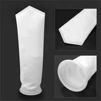 Wholesale micron mm x15 quot Fish Tank Filter Bag Easy Light Weight Aquarium Filter Socks