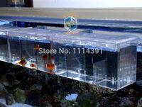 arcylic box - Arcylic Aquarium external hang on small fish separation box fish breeding box