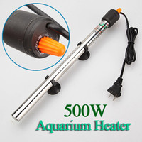 220-240V adjustable water thermostat - High Quality W Stainless Steel Adjustable Automatic Aquarium Fish Tank Water Temperature Thermostat Heater