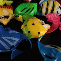 artificial tropical fish - High Quality Artificial Tropical Fish Jellyfish for Aquarium Fish Tank Ornament Decor Random Color