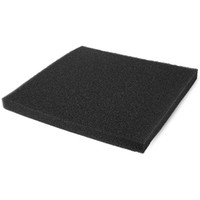 aquarium pad - New Arrival Black Filtration Foam Aquarium Fish Tank Biochemical Filter Sponge Pad x50cm Bio Cotton
