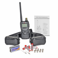 big dog remote trainer - For big dog remote trainer multi dog Trainer training system with LCD display levels beep vibration shock