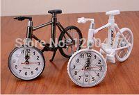 alarms holidays - Bike Alarm Clock Creative Personality of Students Holiday Gift Souvenir Gifts Clocks Home Decor Bronze Clocks