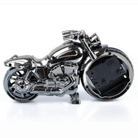 abs alarms - orginal package Motorcycle needles Alarm quartz Clock Desk Clock Gift Clock ABS Material