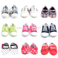 Wholesale pair New Sport Boys Sneakers Infant Shoe Baby First Walkers Children Shoes Bebe Boy Shoes With Colors ZYS67 PT41 ST