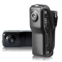 Wholesale Mini DV DVR Sports Video Camera cam MD80 spycam