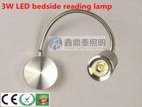 Wholesale W LED Wall lamps reading book light wall mounted AC85V V led wall light