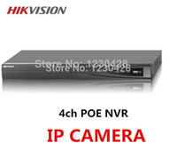 Wholesale original Hikvision NVR CH Plug amp Play CH PoE Up to MP Network video recorder