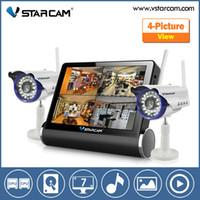 Venta por mayor-ip ptz cámara exterior NVS Kits innovadores NVR añadir características con 7 pulgadas HD touch kit de pantalla inalámbrico sistema de alarma cctv cámara cctv