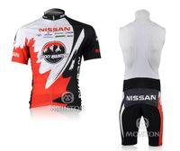 Wholesale 2010 Rocky Mountain TEAM WhiteBlackRed Short Sleeve Cycling Jersey Bib Short