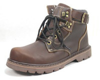 work boots - New Kick Is Not Bad Brand Boots100 Quality Goods Safety Boots Oxhide Australian Boots Tough Guy Work Shoes38