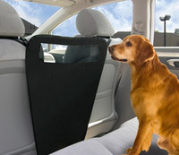 auto pet barriers - Auto Pet Barrier Blocks Dogs Access To Car Front Seats amp Keep Dogs In Back Seat