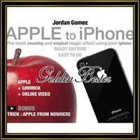 apple magic trick - Apple to Iphone magic tricks for magic props