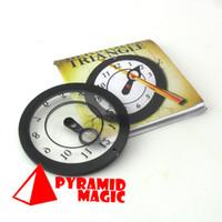 bermuda triangle - Bermuda Triangle Close up clock magic tricks products