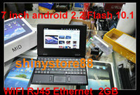 7-7.9'' 7 inch android 2.2 - 7 inch WM Android WIFI Mini Netbook PC Laptop notTelechips