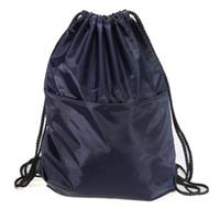 Wholesale New Swim School Dance Shoe Boot PE Drawstring Bag Backpack Tote Sport Waterproof
