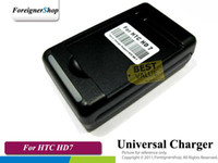 For Htc HD7 Universal Battery Wall Charger Docking With USB ...