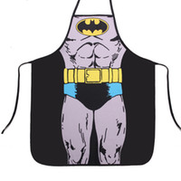 batman cooking apron - New Batman Creative Kitchen Cooking Party Dress Fun lovers Waterproof Apron