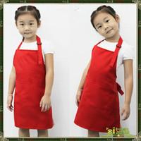 baby coverall bibs - Cute Kids Children Kitchen Baking Painting Apron Baby Art Cooking Craft Bib New