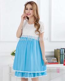 Wholesale-Summer 2015 New Fashion Model Maternity Dress, Brand Shorts Women Slim Plus Size Vestidos Pregnant Top 1 Women Clothing 80059