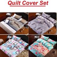 animal quilt fabric - Newly fashion bedding Bedding Set duvet cover set comforter set QUILT COVER SET retail