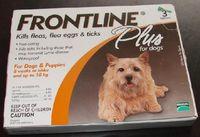 Wholesale 10boxes NEW Frontline Plus ml kgs Dog Flea Tick Remedi Piece boxs